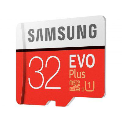 Samsung UHS - 3 64GB Micro SDXC Memory Card - Chestnut Red 64GB