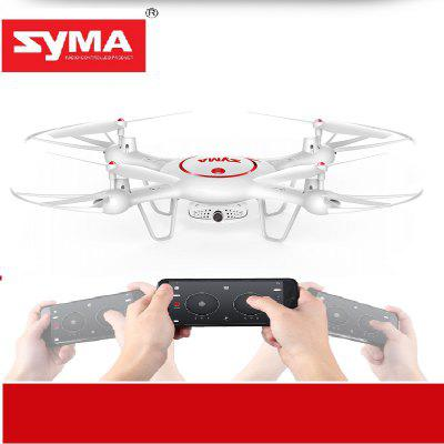 SYMA X5UW-D 720P Camera Brushless Aerial Drone Quadcopter  - White