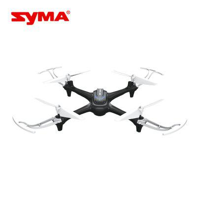 SYMA X15A 4 Channels Bring 6 Axis Gyro Drone Quadcopter --- Black and White