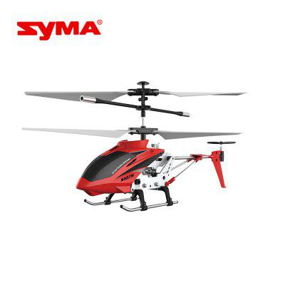 SYMA S107G RC Helicopter with Gyro- Red -Blue - Yellow-