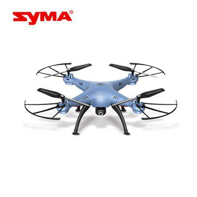 SYMA X5HW 2.4 GHz 6-axis Gyro WIFI FPV with HD Camera Remote Control Quadcopter Drone
