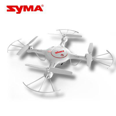 SYMA X5UW-D 720P Camera Brushless Aerial Drone Quadcopter  ---White