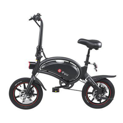 DYU D3F 14 Inch Standard Version Folding E Bike Image