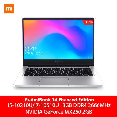 Xiaomi RedmiBook Laptop Pro 14.0 inch i5 i7 NVIDIA GeForce MX250 8GB DDR4 512GB SSD Windows10 Image