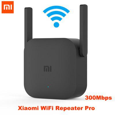 Xiaomi WiFi Repeater Pro 300M Mi Amplifier Network Expander Router Power Extender Roteador 2 Antenna
