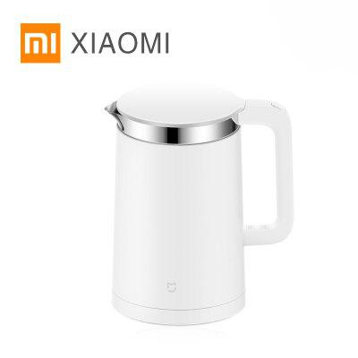 XIAOMI MIJIA Electric Kettle Smart Constant Temperature Control Kitchen Water Kettle Samovar 1.5L