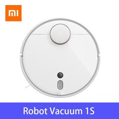 XIAOMI MIJIA Mi Robot Vacuum Cleaner 1S for Home Automatic Sweep Dust Sterilize cyclone Suction WIFI Image