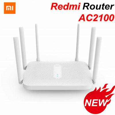 Xiaomi Redmi AC2100 Router Gigabit Dual-Band Wireless Router Wifi Repeater with 6 High Gain Antennas
