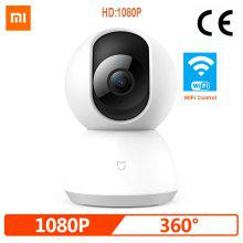 Xiaomi 1080P Smart Camera IP Cam Webcam Camcorder 360 Angle WIFI Wireless Night Vision AI Enhanced
