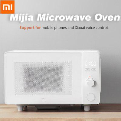 Xiaomi 700W Smart Microwave Oven 20L Stereo Uniform Speed Hot Classification Thawing App Control