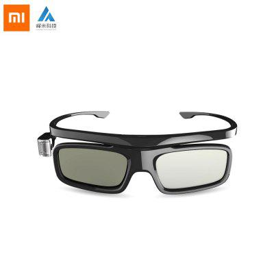 Xiaomi Smart Shutter Type 3D Glasses For Laser Projector TV Accessories With USB Charging Cable