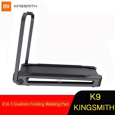 Xiaomi KINGSMITH K9 2 IN 1 Folding Running Walking Pad Fitness Treadmill Photoelectric LED Display