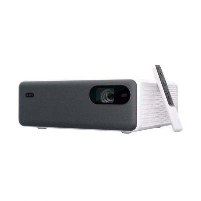 XIAOMI ALPD3.0 Laser Projector 2400 ANSI Lumens Resolution 150 Inch Screen Wifi Bluetooth Dual