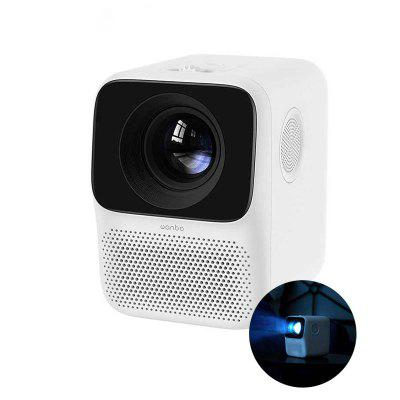 LCD Projector T2 Free Vertical Keystone Correction Portable Home Theater Mini LED