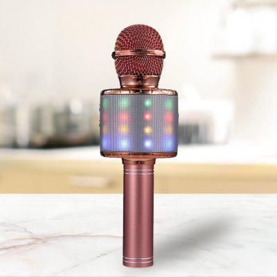 Wireless Microphone Noise Reduction Voice Changer for Karaoke Party Speech