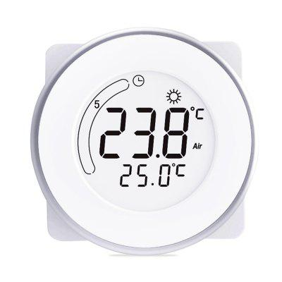 BYC18.GH3 Household Smart LCD Display Thermostat Heating Temperature Controller