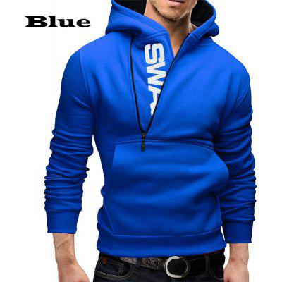 Cotton Hood Herren Hoodies Fleece Warme Pullover Sweatshirts Herren Hoodies Jacke Hip Hop Sportwear