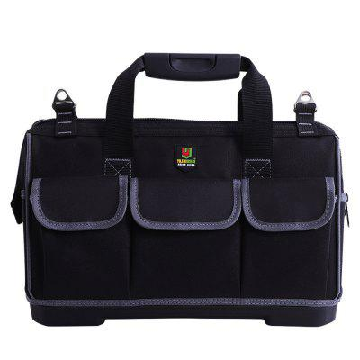 Portable Oxford Cloth Rubber-soled Tools Bag 17 inches