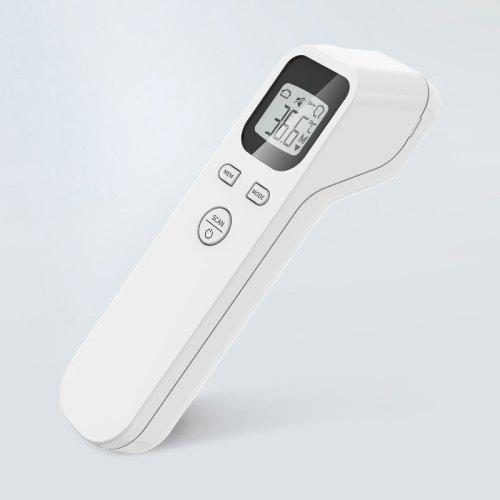 EMIE Infrared Forehead Electronic Thermometer Gun Non-contact Infrared Thermometer Health -50PCS