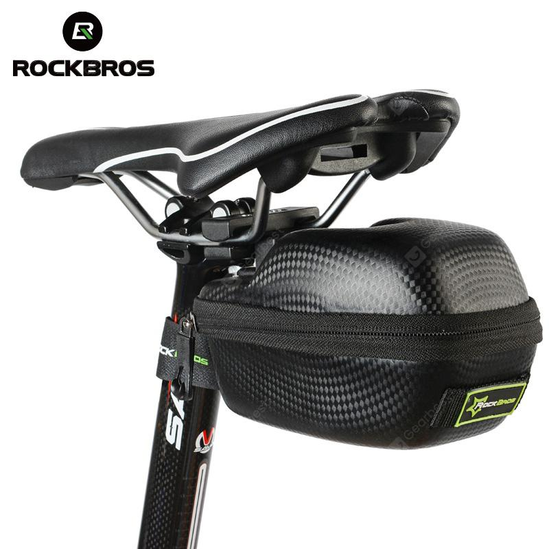 RockBros Bicycle Rear Seat Bag Pannier Cycling Bike Saddle Pouch Tail Storage