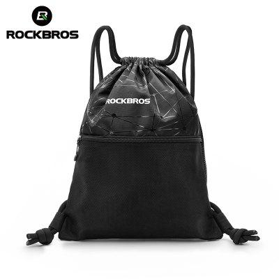 ROCKBROS Gym Bag Drawstring High Capacity Backpack Sports Cycling Storage Multipurpose Yoga Bag