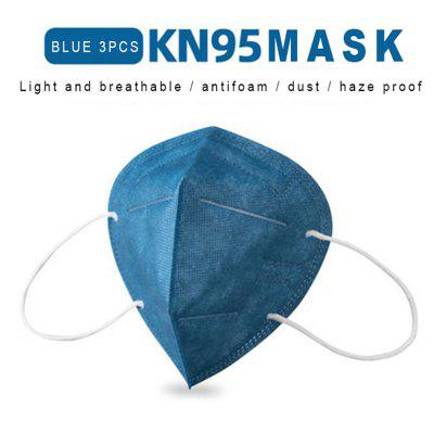 ROCKBROS KN95 Bicycle Dust Mask Sports Breathable Mouth-Muffle Anti-dust Bike Cycling Face Mask