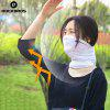 ROCKBROS Hiking Scarves Absorb Sweat Breathable Camping Scarf Neck Warm Running Cycling Face Mask
