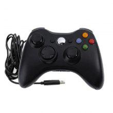 Bluetooth-USB-kabel Gamepad Game Controller Joystick för Xbox 360 PC Windows