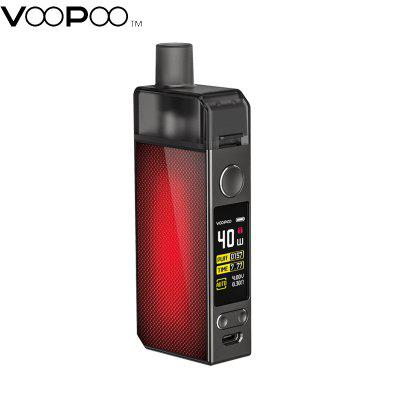 VOOPOO NAVI Pod Kit With 1500mah Battery 3.8ml Pod 40W Navi Mod E-cig Vape Pod Kit Ecigarette