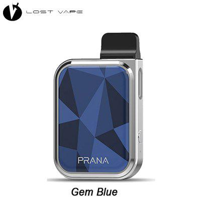 Lost Vape PRANA Pod Kit 500mAh Battery 12W with 1ml Prana Pod 1.0ohm Coil Side Filling System