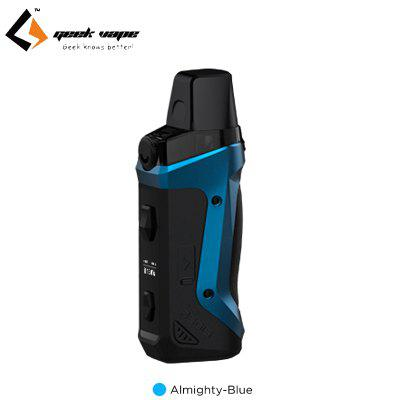 Geekvape Aegis Boost Mod Pod kit with 1500mah built-in battery 3ML Pod System E cig Vape kit