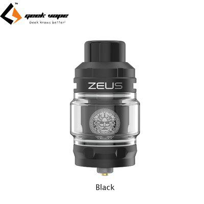 Geekvape Zeus sub ohm tank 5ml capacity atomizer with Mesh Z1 Coil 0.4ohm 0.2ohm For Aegis mod