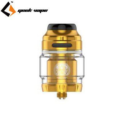 Geekvape Zeus X RTA Tank 4.5ml Top airflow Support Single Dual Coil Electronic Cigarette Atomizer