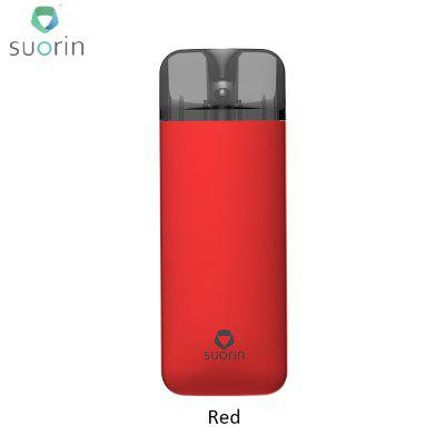 Suorin Reno Pod System Kit with 800mAh Battery  3ml Pod Cartridge Aluminum Alloy E-cig Vape Kit