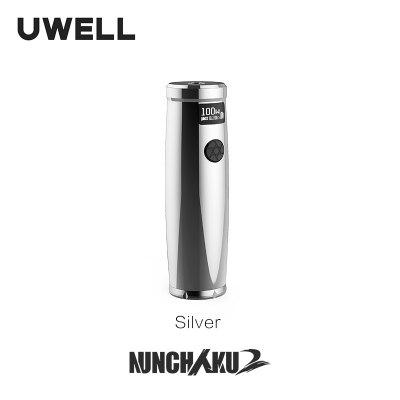 UWELL Nunchaku 2 Mod supports 18650 20700 21700 batteries fit for Nunchaku 2 Tank E-cigarette