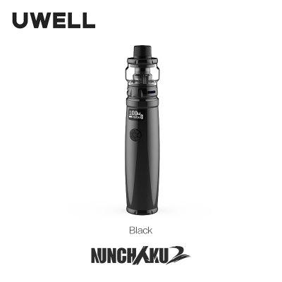 UWELL Nunchaku 2 Kit 100W 5ML Nunchaku 2 Tank supports 18650 20700 21700 Batteries E-cigarette Kit