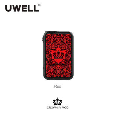 UWELL Crown 4 Crown IV Mod by 18650 Battery Fit for UWELL Crown 4 Tank 5-200W Electronic Cigarette