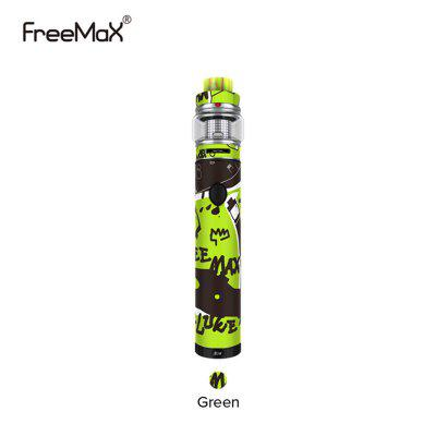 FreeMax TWISTER 80W kit Built-In 2300mah Battery With Fireluke 2 Tank Mesh 5ml Vape Vaporizer