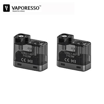Vaporesso Degree Pod 2ml CCELL Pod and Degree MESHED Pod with Top Airflow Design E Cigarette Vape
