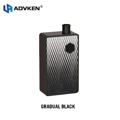Advken Artha Pod Mod Kit 80W 4.5ml Cartridge Atomizer 18650 Battery Electronic Cigarette Vape Kit