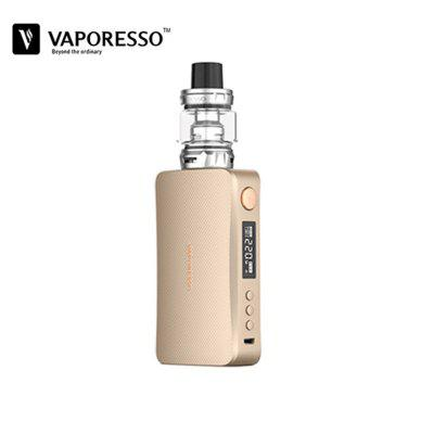 Vaporesso GEN Kit 220W GEN Box Mod 8ml SKRR S Tank QF Coil Vape 18650 Battery Electronic Cigarette