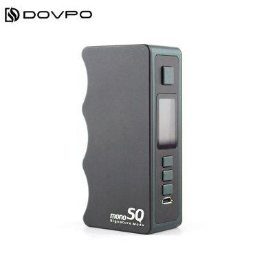 Dovpo Mono SQ Box mod 75W Powered by Single 18650 Vattery With TFT Screen Electronic Cigarette