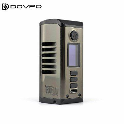 Dovpo Odin 200 Mod Powered by Dual 21700 Batteries 200W Box Mod Vaporizer OLED Screen Ecigarette