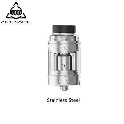 Augvape Intake Subohm Tank 3.5ml/5ml Capacity with Clapton Mesh coil & 0.15 Mesh Coil Top to Bottom Airflow Authentic