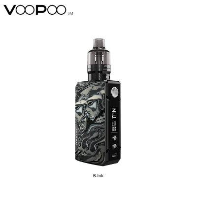 new 257w sigelei gw 20700 tc kit with 4 5ml f tank VOOPOO Drag 2 Kit Powered By Dual 18650 Battery Drag 2 Refreshed Edition with PnP Pod Tank fit PnP Coil VM5 VM6 Authentic