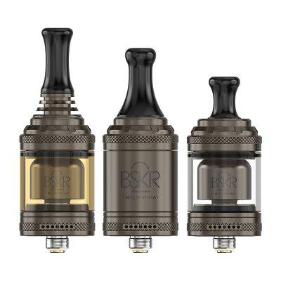 Vandy Vape Berserker Mini V2 MTL RTA 2.5ml Capacity with 0.74ohm Fused Clapton Coil Vandyvape Authentic