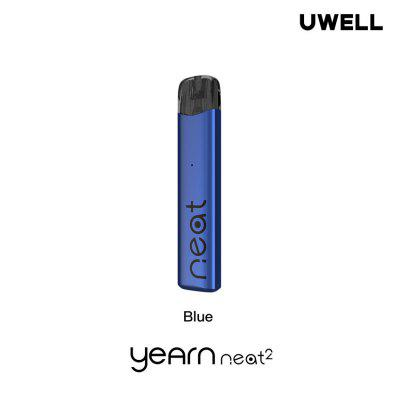 Uwell Yearn Neat 2 Kit 12W 520mAh battery 2ml Pod Capacity with FeCrAI UN2 Meshed-H 0.9ohm Coil E-cigarette Authentic