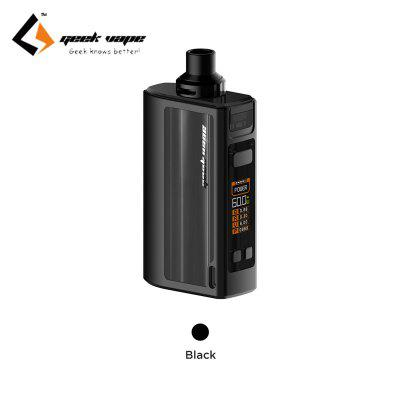 gift 5pc coils vape pen kit solo 2 kit with 3000mah built in battery 2 0 4 0ml all in one style electronic cigarette vaporizer Geekvape Obelisk 60 Kit Built-in 2200mAh battery 60W Output 4ML Capacity Pod with P Series Coil 0.4ohm/0.5ohm Head Vape Authentic
