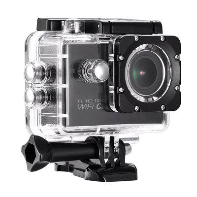 AT-G100 Outdoor 2.0inch LCD Screen 1080P High Definition Sport Action Camera