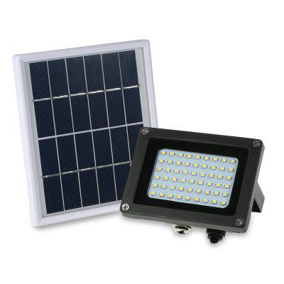 IP65 Waterproof 54 LED Solar Powered Floodlight  Solar Lights Outdoor Security Lights